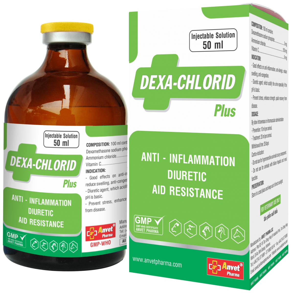 DEXA-CHLORID PLUS