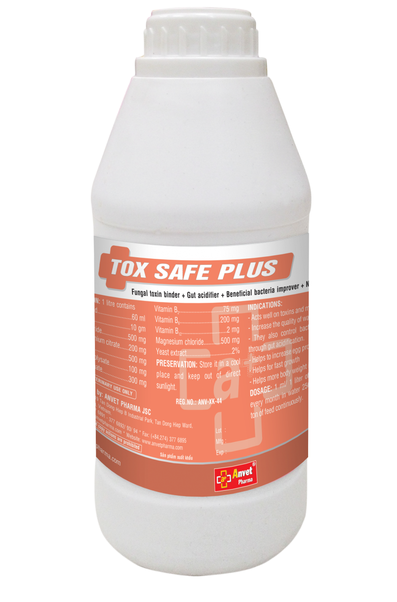 TOX SAFE PLUS